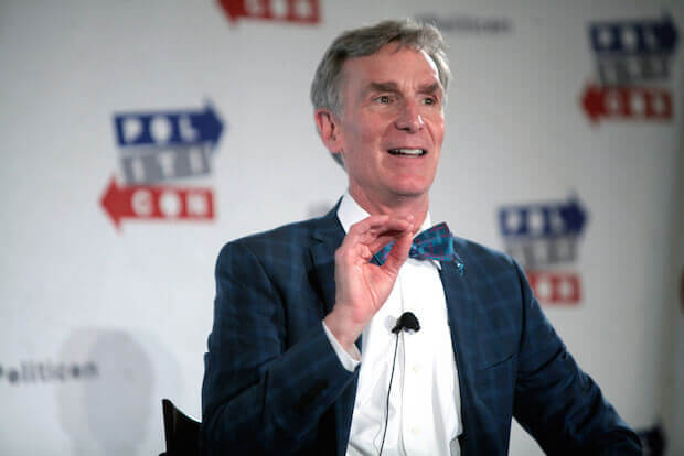 Bill Nye The Science Guy - modern-day scientist alive today