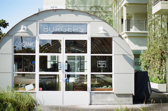 burger joint - photo for kids getting work experience article