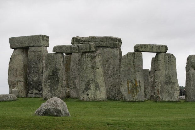 Focused history lesson: teaching kids about Stonehenge